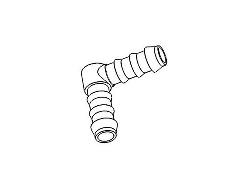 Schlauchverbinder L12mm